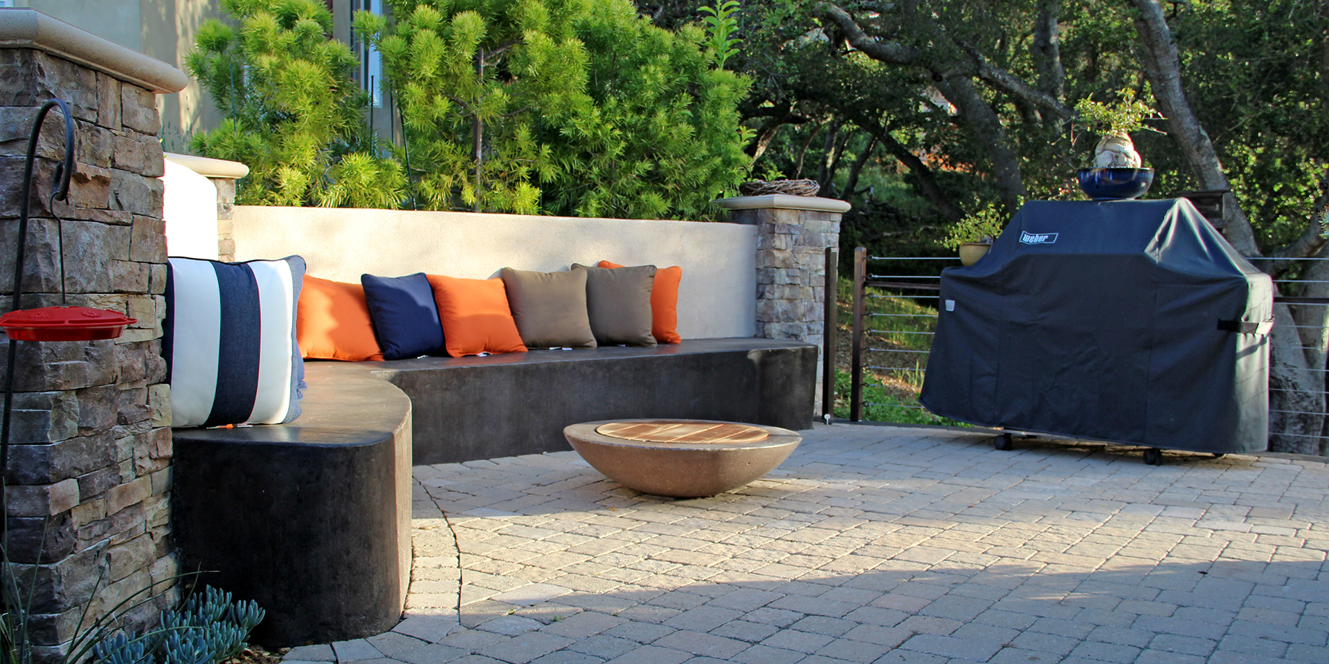 All Seasons Landscaping Hardscapes Patios