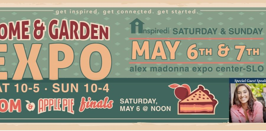 Find Us At The Inspired Home U0026 Garden Expo U2013 May 6th U0026 7th